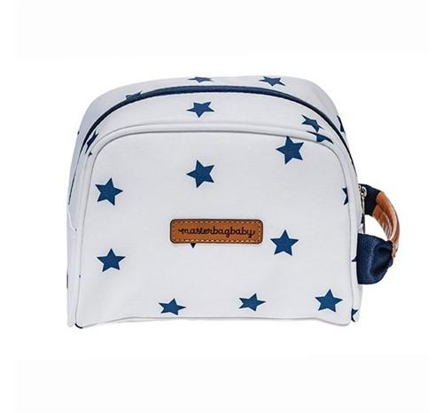 Necessaire Baby Navy Star Marinho Masterbag Baby