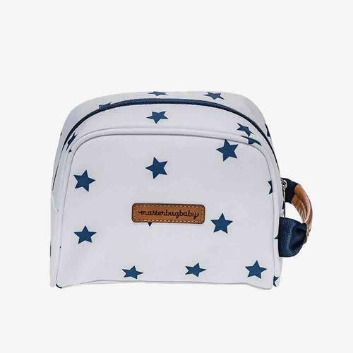 Necessaire Baby Navy Star Marinho - Masterbag Baby