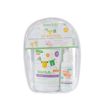 Necessaire Bioclub Detergente+Pre Lavagem+Tira Manchas