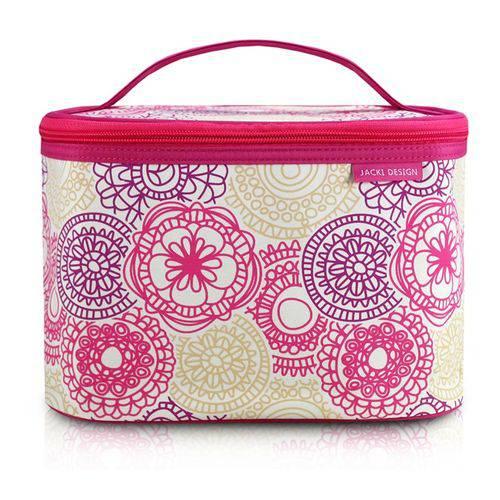 Necessaire Frasqueira Pink G Jacki Design