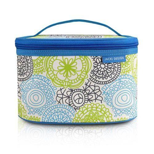 Necessaire Frasqueira Pequena Jacki Design Azul