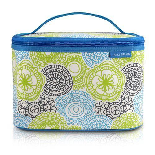 Necessaire Jacki Design Frasqueira (G) Azul