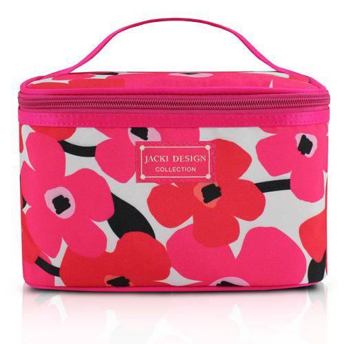Necessaire Jacki Design Frasqueira Pink