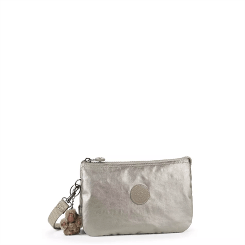 Necessaire Kipling Creativity XL-Metallic Pewter