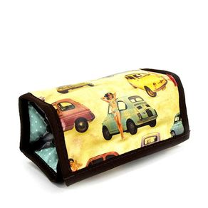 Necessaire Make Up Carro Fiat 147 Pin Up