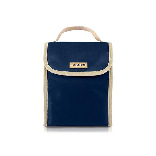 Necessaire Térmica Jack Design Essencial Tamanho Azul G