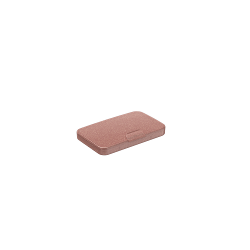 Necessária Slim 10,7 X 6,7 X 2 Cm Rosa Glitter Coza