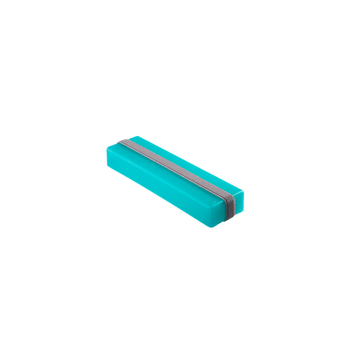 Necessária Soft 20,5 X 5,5 X 3,5 Cm Verde Coza