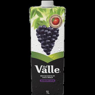Néctar de Uva Del Valle 1L Cx. C/ 6 Un.