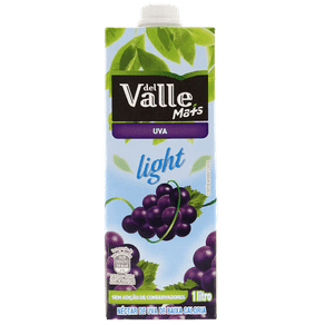 Néctar Del Valle Light Uva 1l