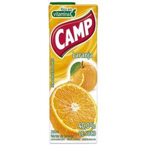 Nectar Sabor Laranja Camp 200ml