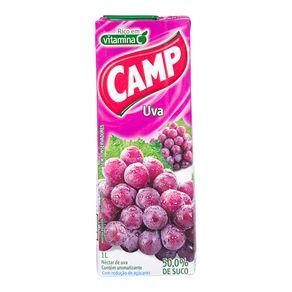 Néctar Sabor Uva Camp 1 Litro