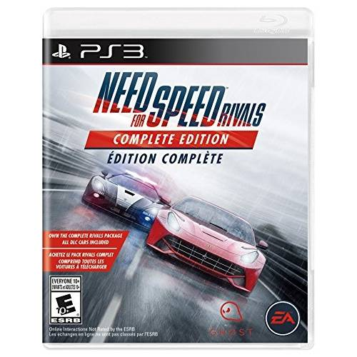Need For Speed Rivals: Complete Edition - Ps3