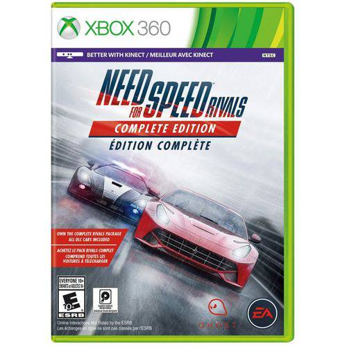 Need For Speed Rivals Complete Edition - X360