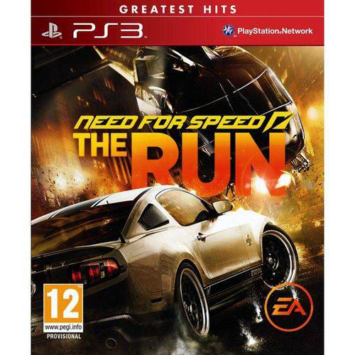 Need For Speed The Run Greatest Hits - Ps3