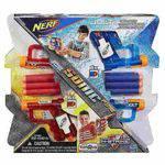 Nerf Kit com 4 Sonic Fire & Ice Jolt Hasbro A7957