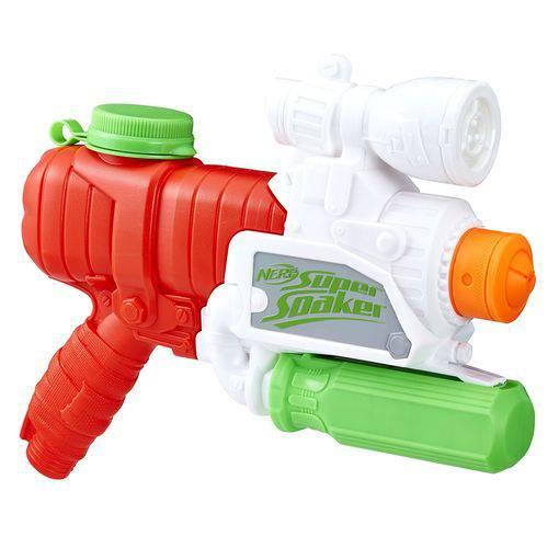 Nerf - Lançador de Água Super Soaker Zombie Strike Dreadsight - Hasbro