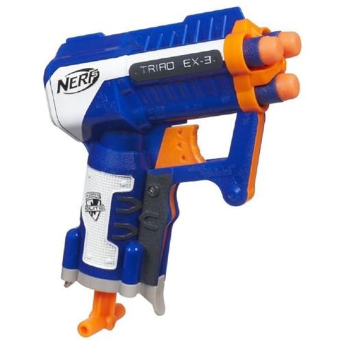 Nerf - Lançador N-Strike Elite Triad - Hasbro - NERF