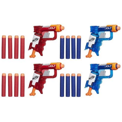 Nerf - Lançador N-Strike - Sonic Fire e Ice Jolt A7957 - Hasbro - HASBRO