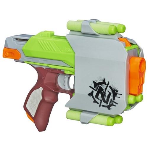 Nerf - Lançador Zombie Strike Sidestrike - Hasbro - NERF