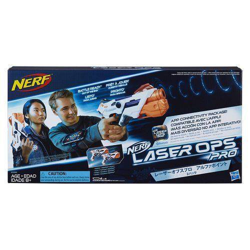 Nerf LASER OPS TWO PACK Hasbro 13025 E2281