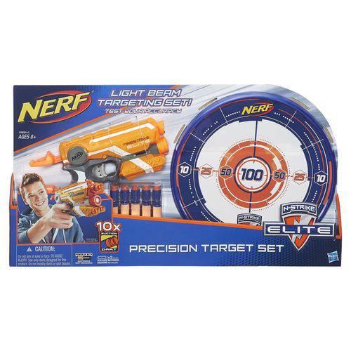 Nerf N-strike Elite Kit de Treino com Alvo - Hasbro