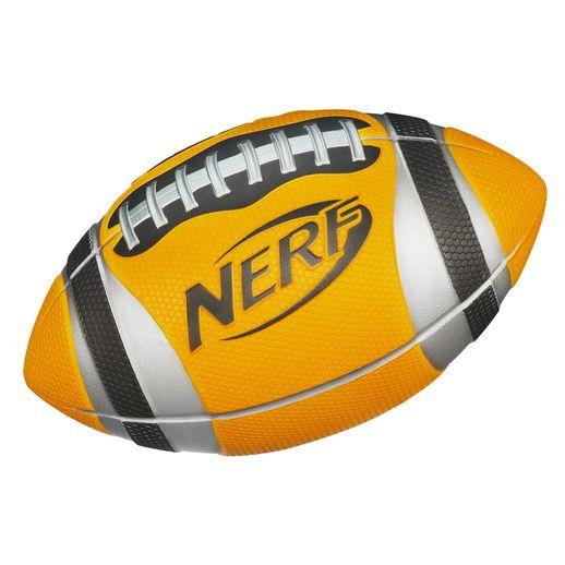 Nerf Sports Bola de Futebol Americano Laranja - Hasbro