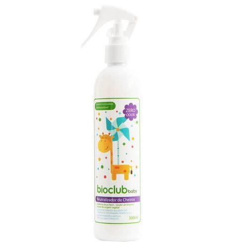 Neutralizador de Cheiros 300ml Bioclub Baby