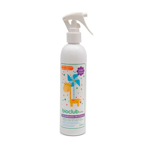 Neutralizador de Cheiros - 300ml - Bioclub Baby