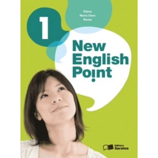 New English Point 1 - Saraiva