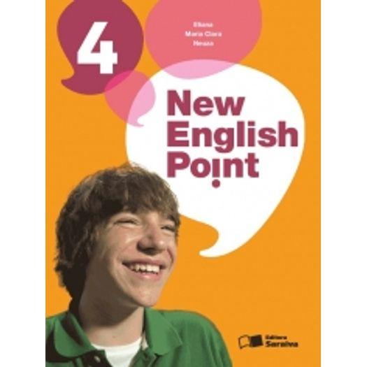 New English Point 4 - Saraiva