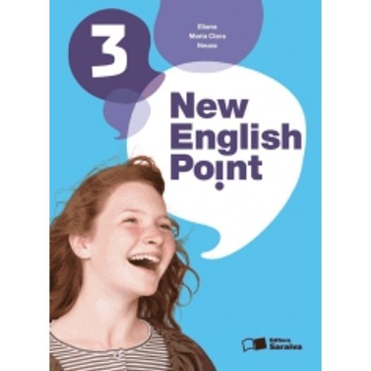 New English Point 3 - Saraiva