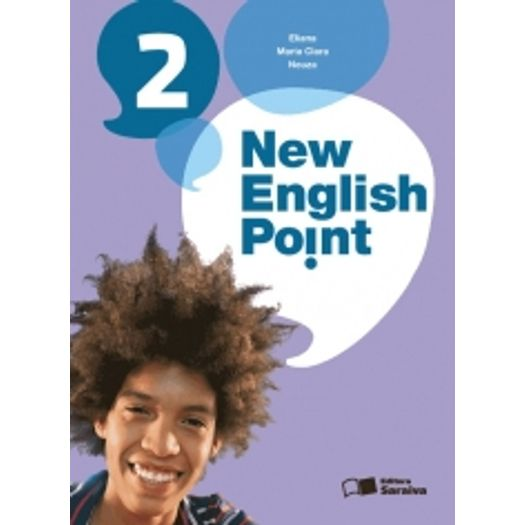 New English Point 2 - Saraiva