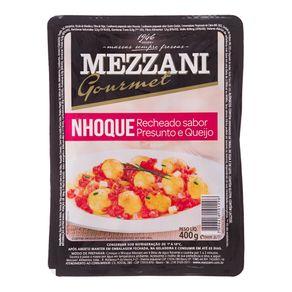 Nhoque de Presunto e Queijo Mezzani 400g