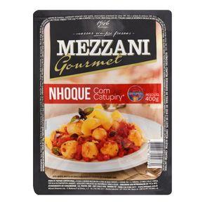 Nhoque Recheado com Catupiry Mezzani 400g