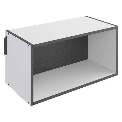 Nicho 1003 Mov 29,5 X 59,5 X 29,5 Branco - Be Mobiliário