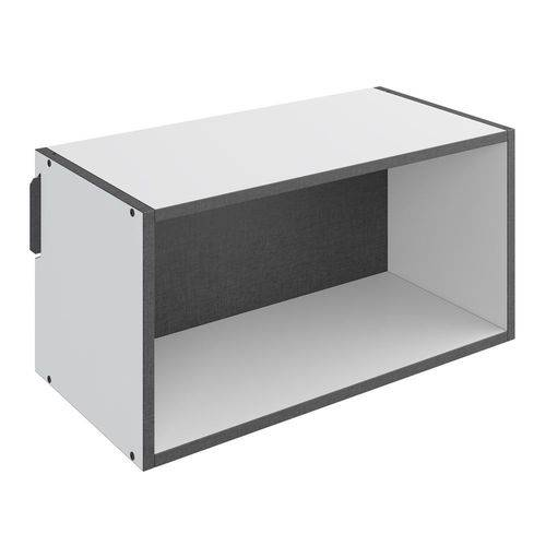 Nicho 59,5 Cm 1003 Mov Branco - Bentec