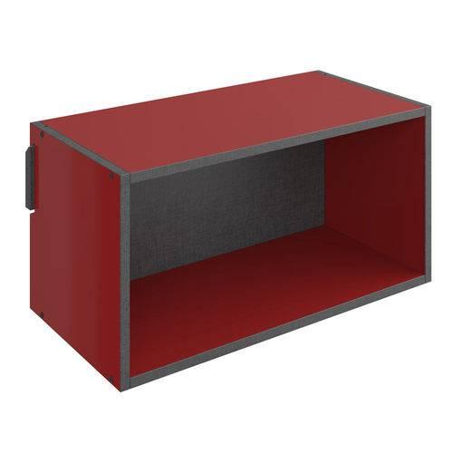 Nicho 59,5 Cm 1003 Mov Vermelho - Bentec