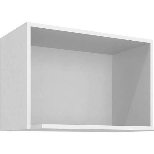 Nicho de Microondas 60x40 CZ512 - Branco - Árt In Móveis