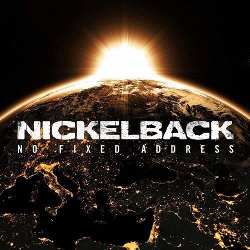 Nickelback no Fixed Address - CD Rock