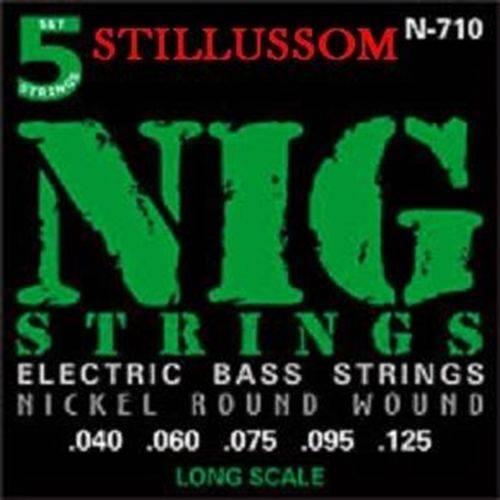 Nig - Cordas para Baixo Elétrico N710