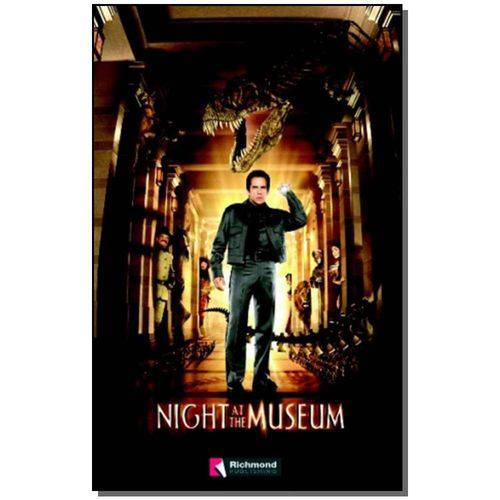 Night At The Museum - With Audio-cd