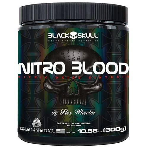 Nitro Blood 300 G - Black Skull