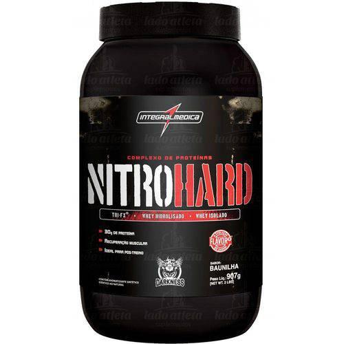 Nitro Hard Darkness (2lbs/907g) - IntegralMedica - Sabores