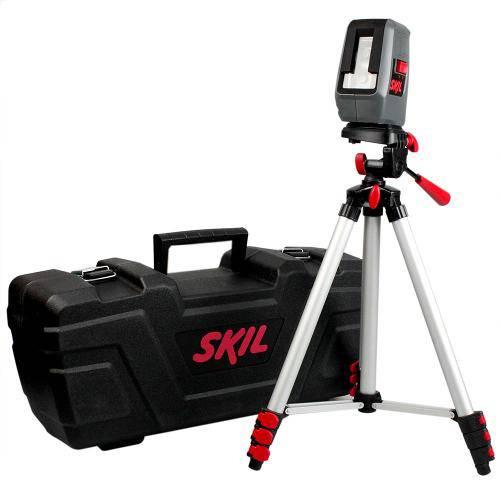 Nível Laser com Tripe e Maleta Skil-0516