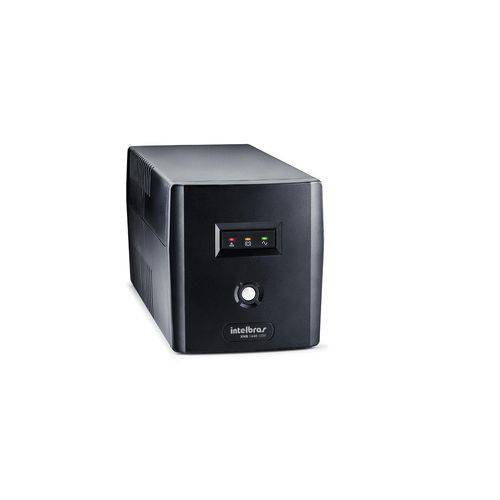 Nobreak Intelbras Interactive Xnb 1440va Mono 120v Preto