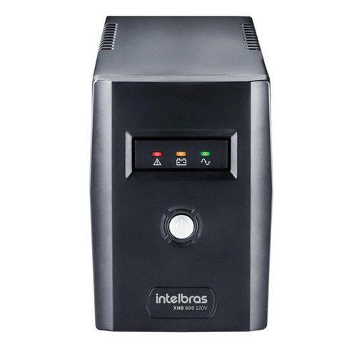 Nobreak Intelbras Xnb 600va 4 Tomadas Preto 110v