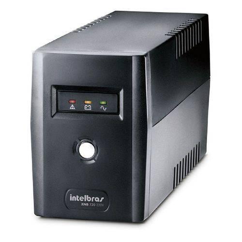 Nobreak Xnb 720va-220v Intelbras