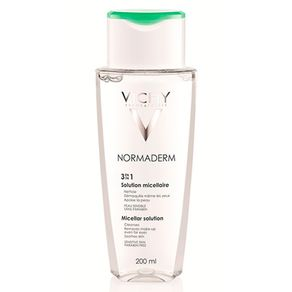 Normaderm Solution Micellaire Vichy - Demaquilante 200ml