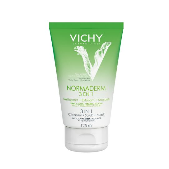 Normaderm Vichy Cleanser Tri-Activ 125ml